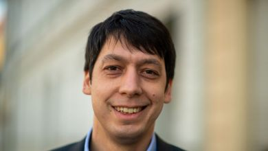 Patrick Puhlmann (SPD), der neue Landrat im Landkreis Stendal