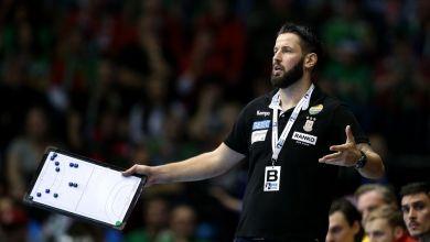 Trainer Bennet Wiegert