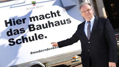 Ministerpräsident Reiner Haseloff