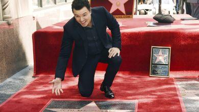 """Seth MacFarlane erhält Stern auf """"Walk of Fame"""""""