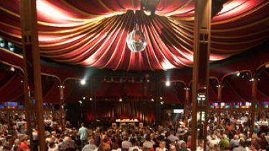 Spiegelzelt Weimar