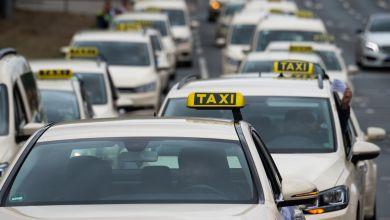 Taxifahrer streiken bundesweit