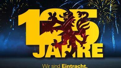 Eintracht Braunschweig feiert 125 Jahre