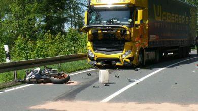 Tödlicher Unfall im Harz
