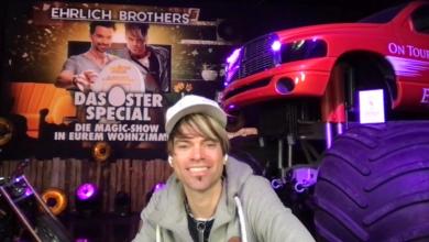 Chris von den Ehrlich Brothers