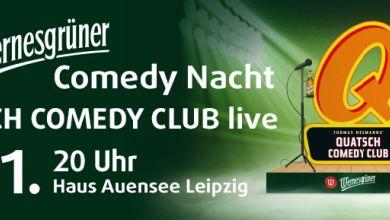 Wernesgrüner Comedy Nacht