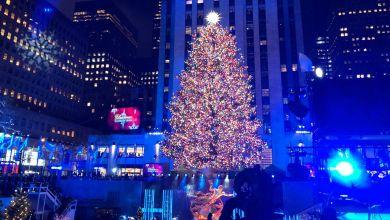 Weihnachtsbaum New York