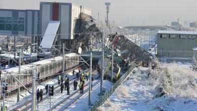Zugunglück Ankara