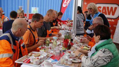 Die gesunde Frühstückspause in Dessau