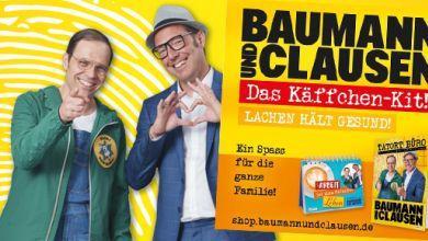 Baumann & Clausen: Das Käffchen-Kit