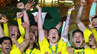 DFB-Pokalsieger 2021: Borussia Dortmund
