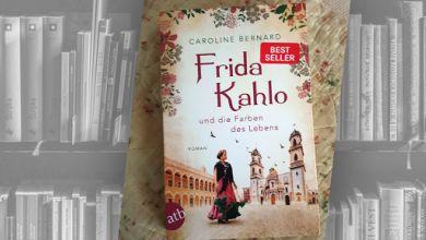 Buchtipp: Frida Kahlo und die Farben des Lebens