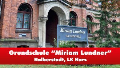 "Grundschule ""Miriam Lundner"" Halberstadt"
