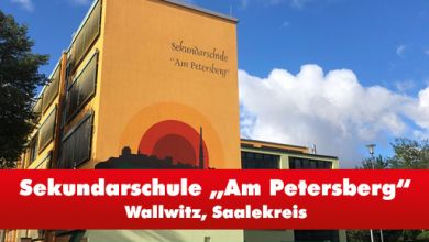 "Sekundarschule ""Am Petersberg"" in Wallwitz"