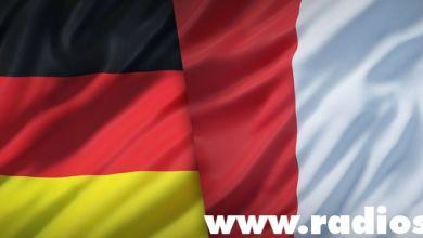 Symbolbild: Deutsche und französische Flagge