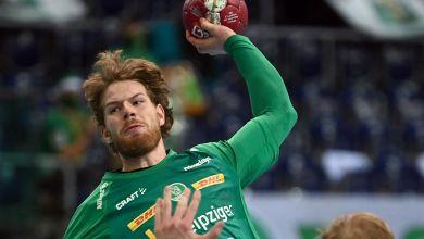 Gregor Remke vom SC DHfK Leipzig