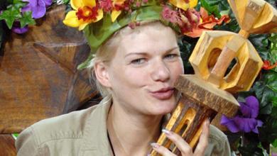 Dschungelkönigin Melanie