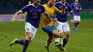 Eintracht Braunschweig - Erzgebirge Aue