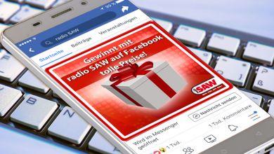 Facebook-Gewinnspiel