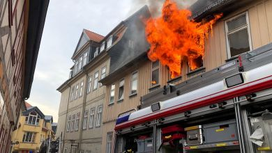 Feuer Blankenburg