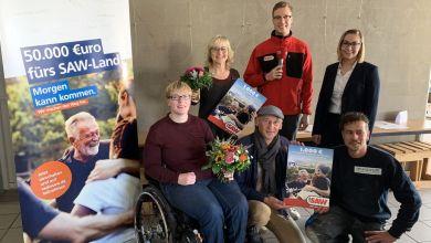 Unsere Gewinner: Freiwilligen-Agentur Altmark e.V.