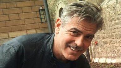 George Clooney in Merseburg