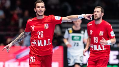 Tschechische Handball-Nationalmannschaft