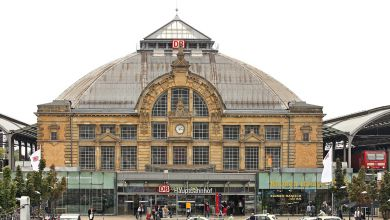 Hauptbahnhof Halle
