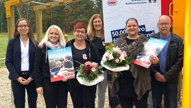 1.000 Euro Gewinner: Heimatverein Dolle e.V.