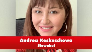 Interview mit Andrea Keskeschowa