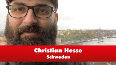 Interview mit Christian Hesse
