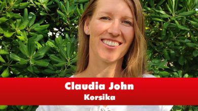 Interview mit Claudia John