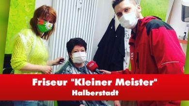 """Friseur """"Der kleine Meister"""" in Halberstadt"""