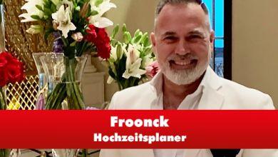 Hochzeitsplaner Froonck
