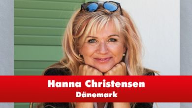 Interview mit Hanna Christensen