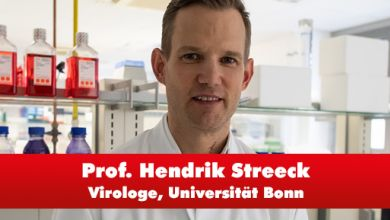 Interview mit Hendrik Streeck