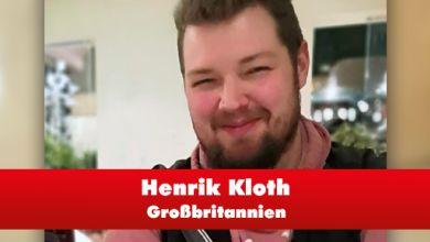 Interview mit Henrik Kloth