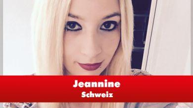 Jeannine aus der Schweiz