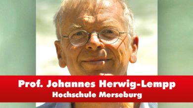 Interview mit Prof. Johannes Herwig-Lempp
