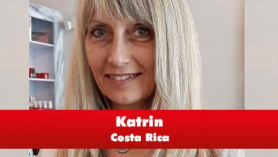 Katrin aus Costa Rica