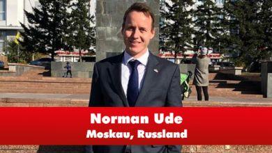 Interview mit Norman Ude