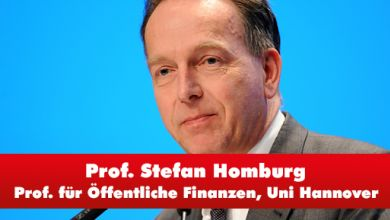 Prof. Stefan Homburg