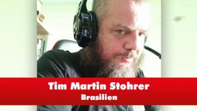 Interview mit Tim Martin Stohrer aus Brasilien