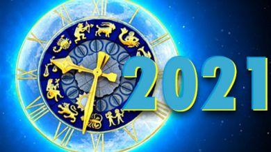 Jahreshoroskop 2021