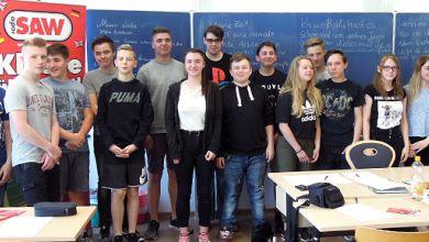 Klasse übersetzt! in Aschersleben