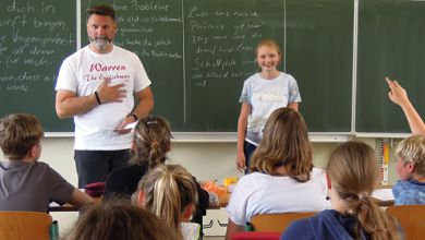 Klasse übersetzt in Halle