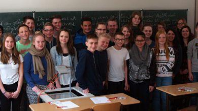 Klasse übersetzt in Magdeburg
