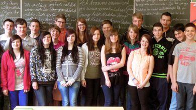 Klasse übersetzt in Muldenstein