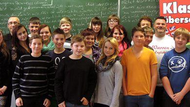 Klasse übersetzt Reinsdorf
