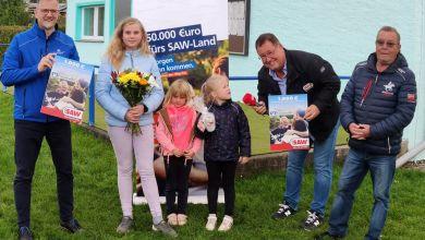 1.000 Euro Gewinner: Kleingartenverein Leuna Süd e.V.